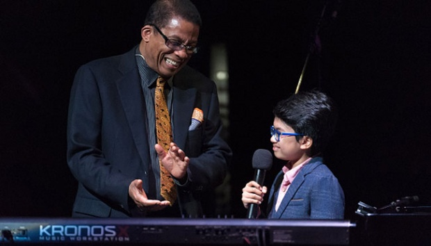 Watch: 12-Year-Old Grammy Nominated Jazz Prodigy Playing Piano