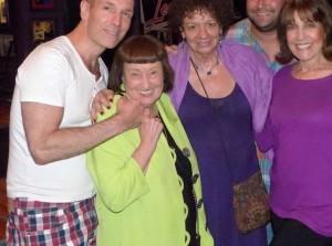 James Gavin, Shelia Jordan, Jay Clayton, Carol Fredette