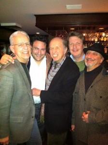Chuck Mancuso, Bob Dorough, Steve Berger, Gary Marino