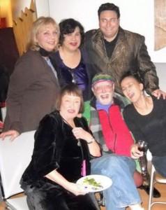 Linda Ciofalo, Roz Corral, Sheila Jordan, Mark Murphy, Tessa Souter