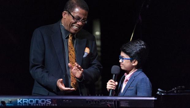 Watch: 12-Year-Old Grammy Nominated Jazz Prodigy Playing Piano